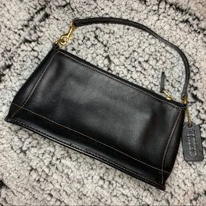 💕Coach 9311 Black Leather Small Purse💕